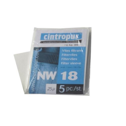 Wkład filtracyjny NW18,  CINTROPUR