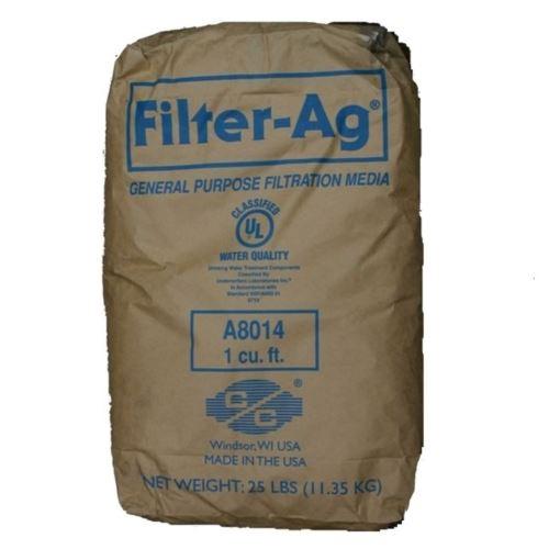 Złoże sedymentacyjno-odżelaziające, FILTER AG