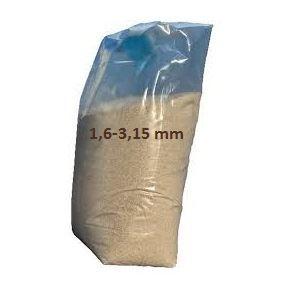 Złoże żwirowe 1,6 - 3,15mm, 25 kg