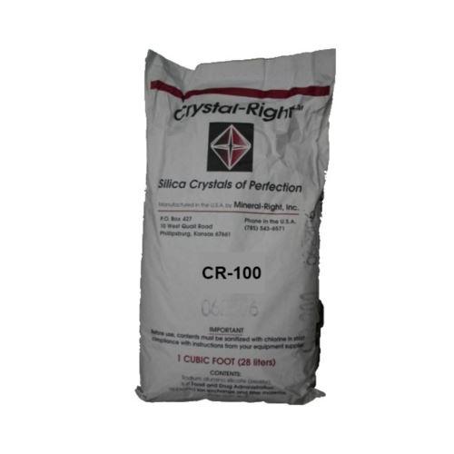 Złoże wielofunkcyjne Crystal Right CR-100, 28,3 L