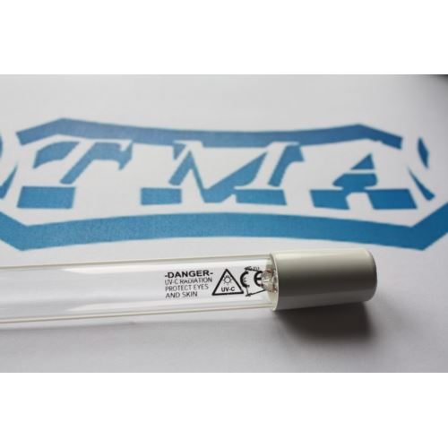 Promiennik UV do lampy typ V25LA, TMA