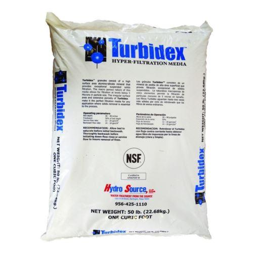 Złoże sedymentacyjne Turbidex - Filter AG Plus