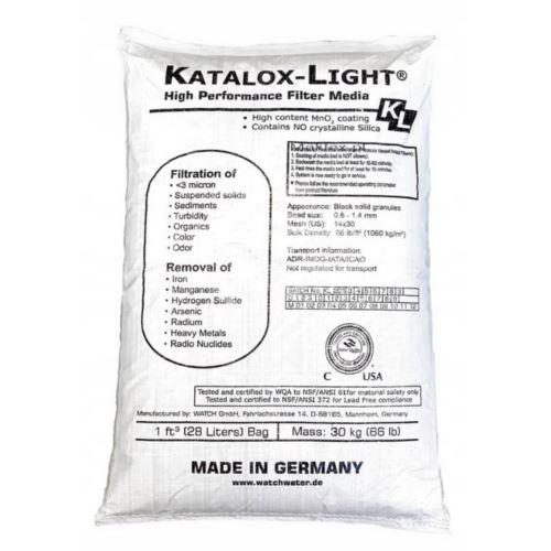 Złoże odżelaziające Katalox Light, 30 kg