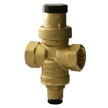 """Reduktor ciśnienia wody Minibrass 106, 1/2"""" i 3/4"""", MALGORANI"""