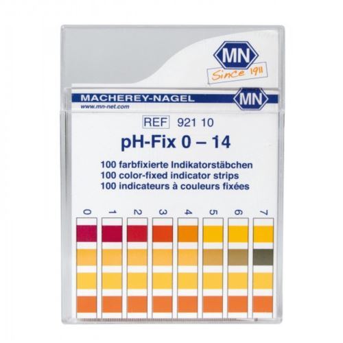 Paski wskaźnikowe pH-FIX 0,0-14,0, MACHEREY-NAGEL