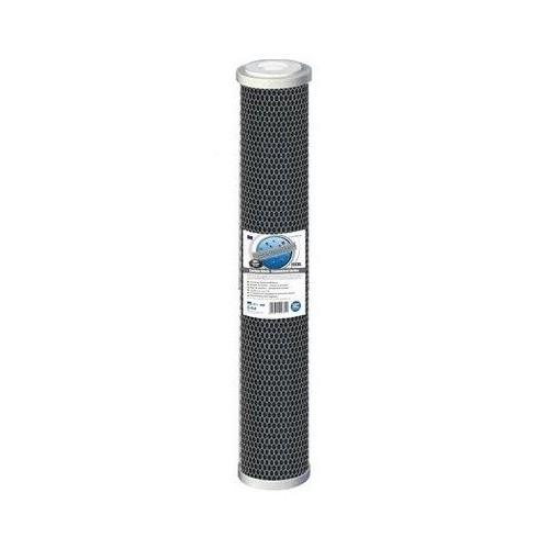 Wkład wysokiej gęstości blok węglowy 20 cali, AQUAFILTER