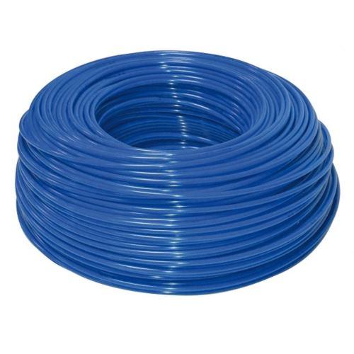 """Niebieski wężyk polietylenowy 1/4"""", 1 metr, AQUAFILTER"""