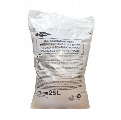 Złoże mieszane, żywica demineralizująca MB20, 25 L