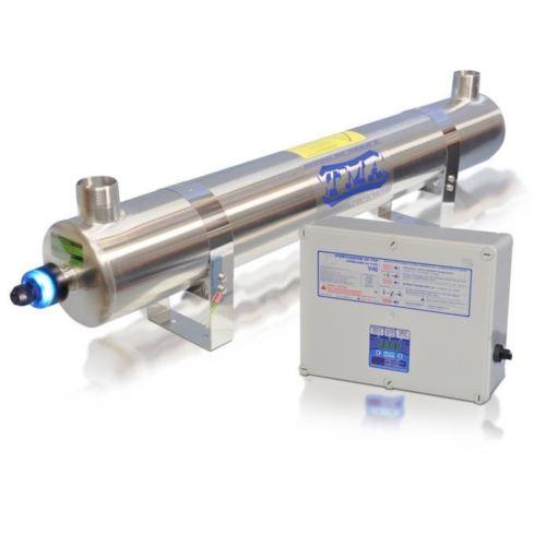 Lampa sterylizująca UV, Typ V40, TMA