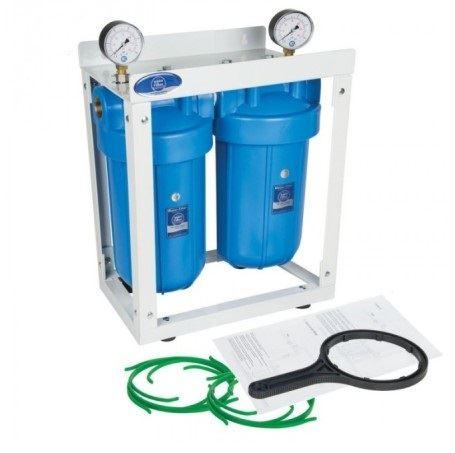 """Stacja uzdatniania wody 10 """" Big Blue na cały dom, HHBB10A, AQUAFILTER"""