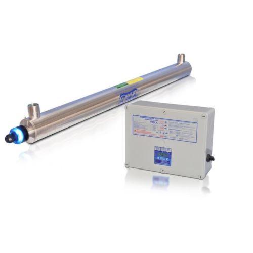 Lampa sterylizująca UV, Typ V25LA, TMA