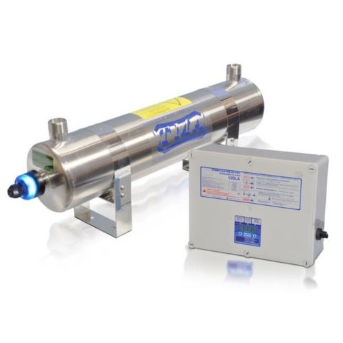 Lampa sterylizująca UV, Typ V20LA, TMA