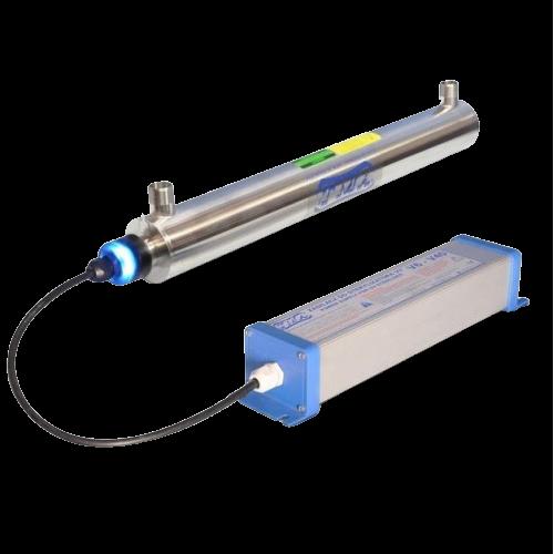 Lampa sterylizująca UV, Typ V12, TMA