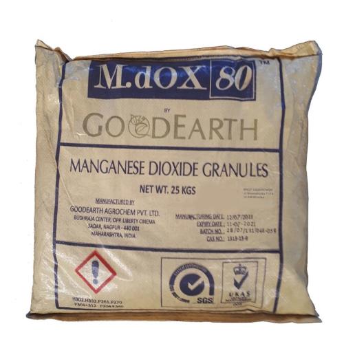 Złoże odżelaziające  M.dox