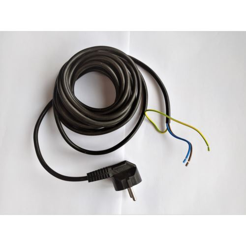 Przewód przyłączeniowy kabel z wtyczką 3x1mm 3m
