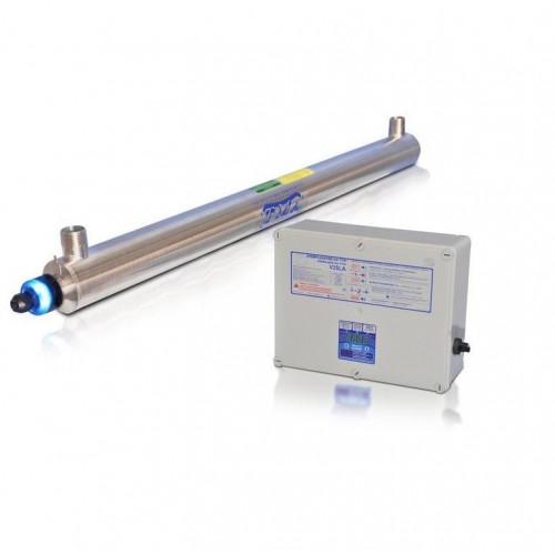 Lampa UV V25LA + Promiennik V25LA
