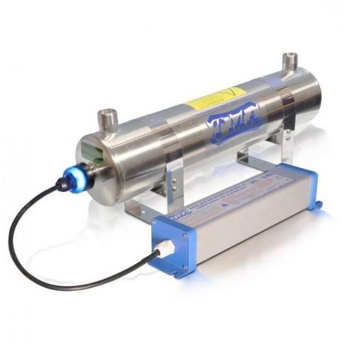 Lampa UV V20 + korpus BB20 z wkładem + elektrozawór