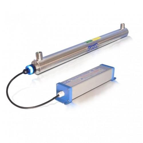 Lampa UV V25 + Korpus BB20 z wkładem piankowym
