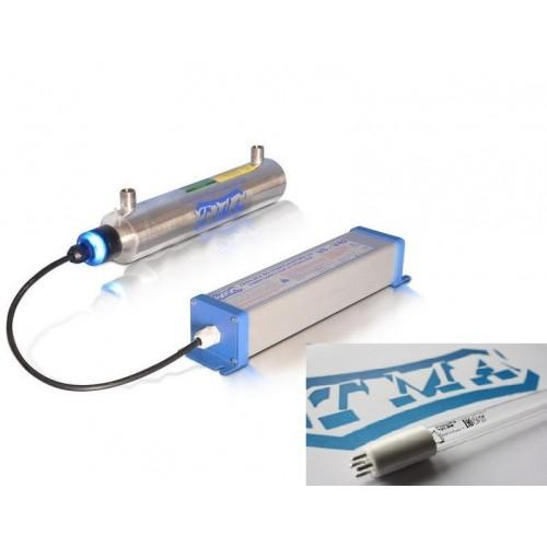 Lampa UV V9 + promiennik V9