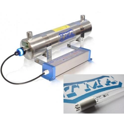 Lampa UV V20 + Promiennik V20