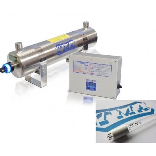 Lampa UV V20LA + Promiennik V20LA