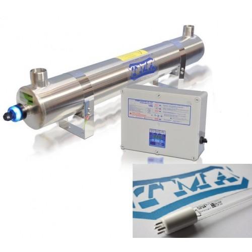 Lampa UV V80 + Promiennik V80