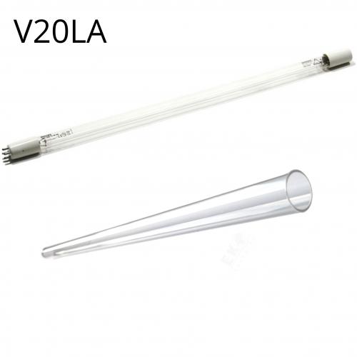 V20LA Promiennik + Rura osłonowa