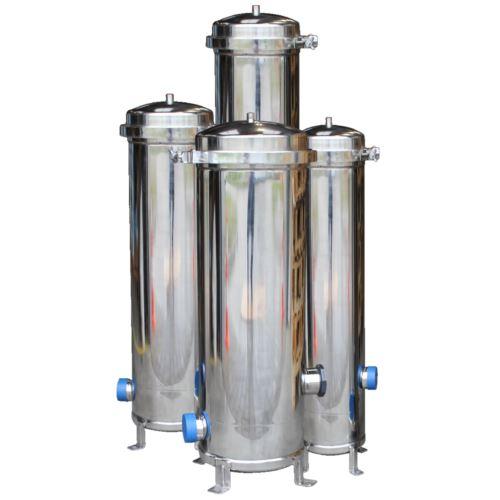 Filtr mechaniczny ze stali nierdzewnej SSF2-0720