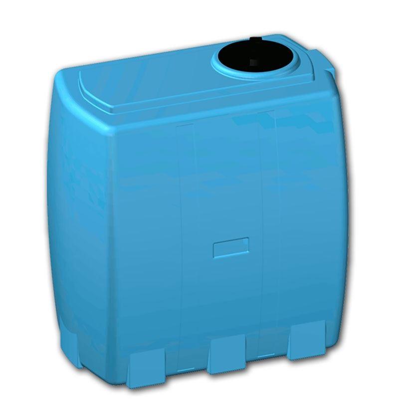 Zbiornik polietylenowy 1000 litrów Valigia