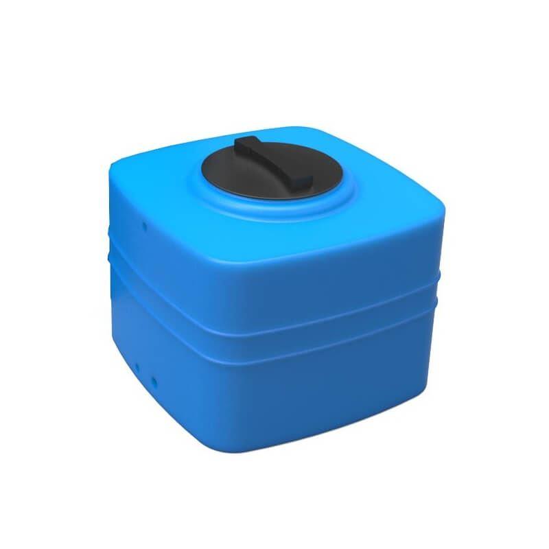 Zbiornik polietylenowy 500 litrów Box Cubo
