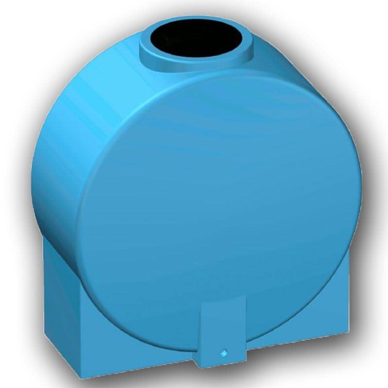 Zbiornik polietylenowy 750 litrów Box Snello