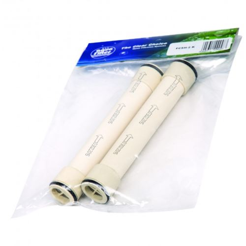 FCSH-2_K zestaw 2 wkładów do  filtrów prysznicowych FHSH-5-C i FHSH-6-C, AQUAFILTER