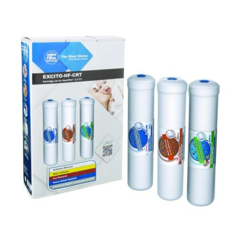 EXCITO-HF-CRT zestaw wkładów pod membranę kapilarną TLCHF-FP do systemu EXCITO-ST, Aquafilter