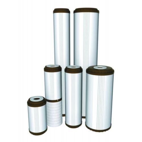 FCCFE-L wkład usuwający żelazo z wody 20 cali SLIM, LONG , AQUAFILTER