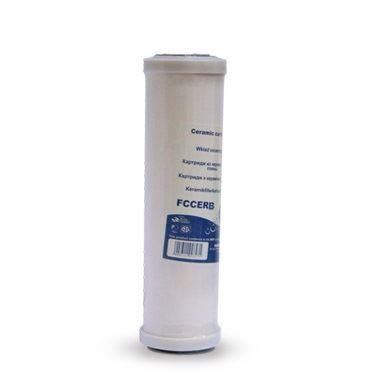 FCCERB wkład antybakteryjny ceramiczno-węglowy 10 cali, Aquafilter