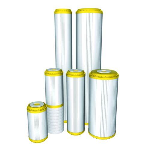 Wkład zmiękczająco-mechaniczny 10 cali, FCCST-STO, Aquafilter