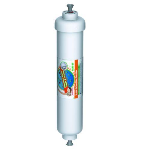 Wkład liniowy z węglem aktywowany z szybkozłączką, AICRO-QC, Aquafilter