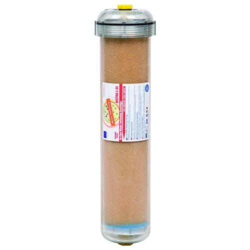 """Wkład liniowy zmiękczający 2,5"""" x 12"""", AISTRO-L-CL, Aquafilter"""