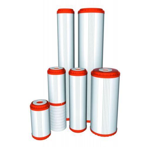 Wkład węglowy z łupin orzechów kokosowych 20 cali, FCCBHD-L, Aquafilter
