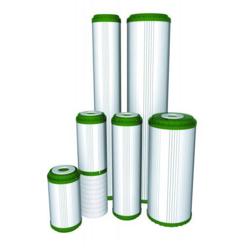 FCCBKDF-STO - wkład trzystopniowego oczyszczania z KDF 10 cali, AQUAFILTER
