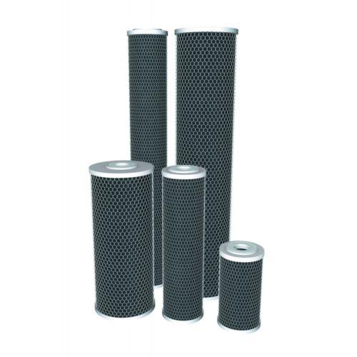 FCCBL-L - wkład węglowy, blok wysokiej gęstości, 20'', SLIM, LONG, Aquafilter
