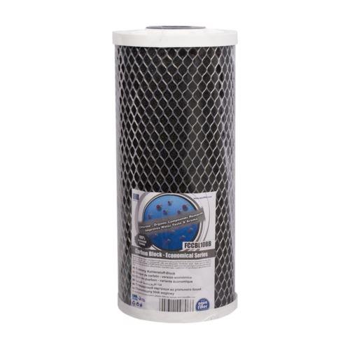 Wkład wysokiej jakości blok węglowy do 10 Big Blue, FCCBL10BB, Aquafilter