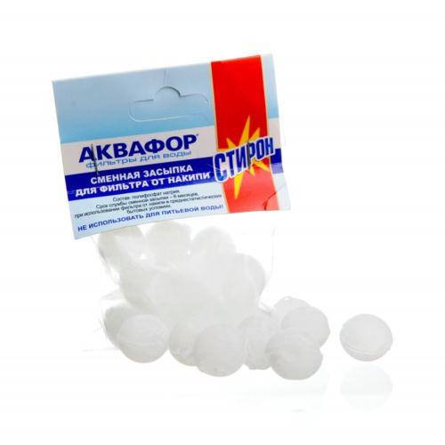 Złoże polifosfatowe do filtra Stiron, AQUAPHOR